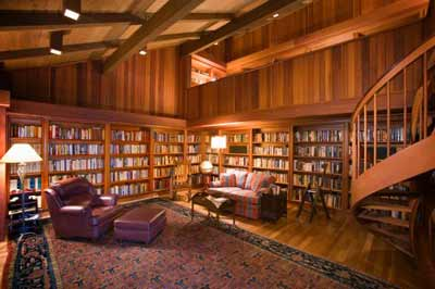 Biblioteca de acasa