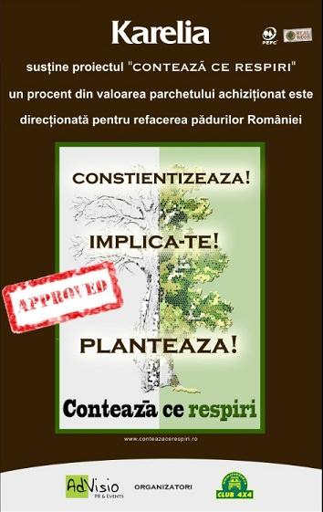 campanie de voluntariat pentru împădurire