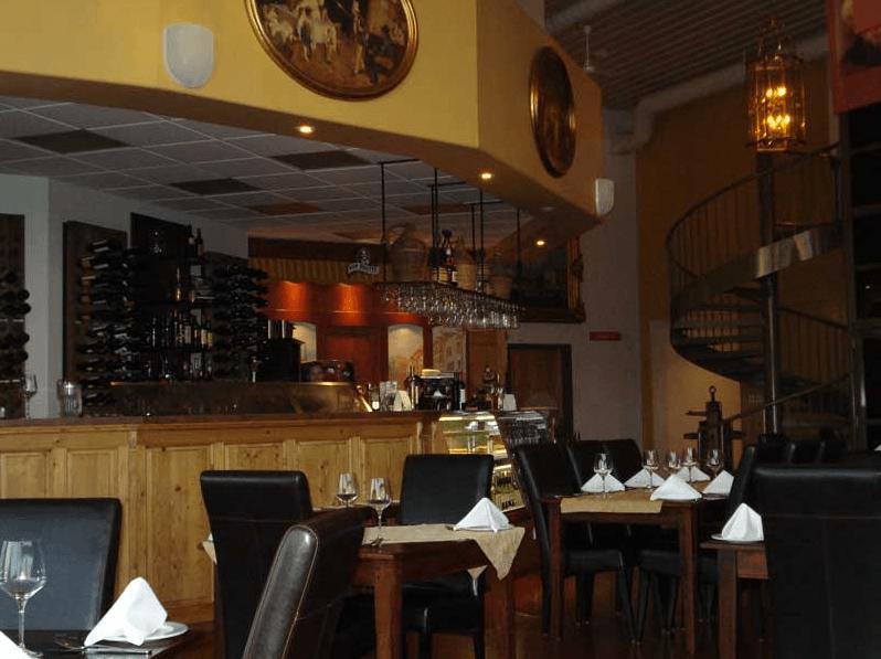 Mese restaurant