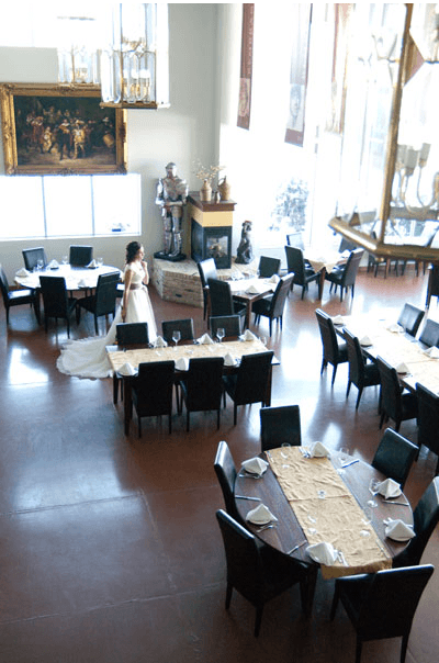Mese restaurant - Mobila de restaurant