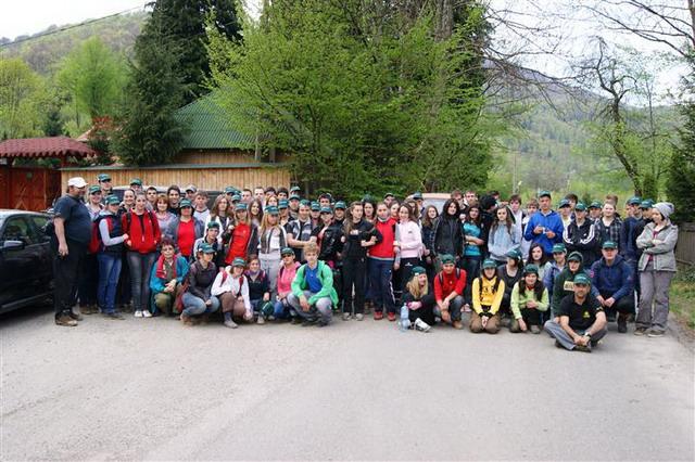 Poza de grup de final