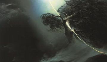 Stejar fulgerat Maxim Nikiforovich