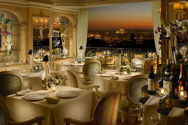 Separeu de lux - restaurant