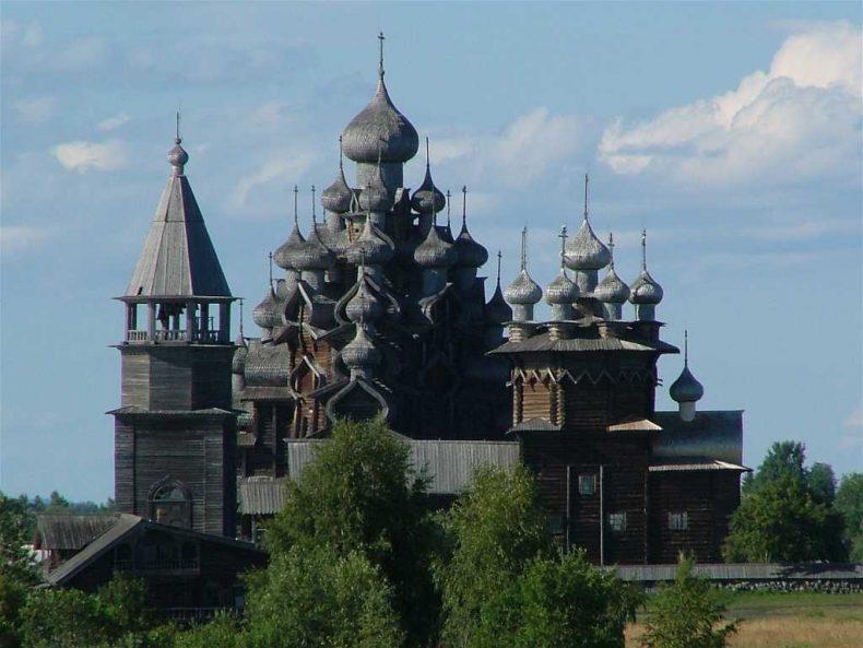 Kizhi - Rusia Eterna