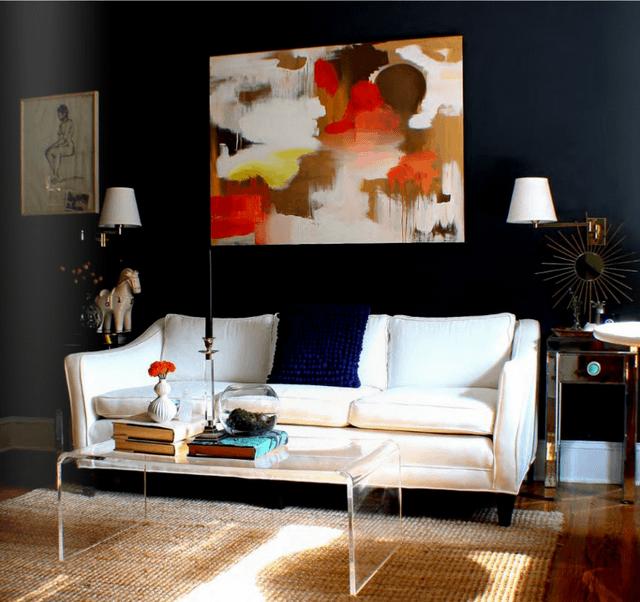 living-room francez