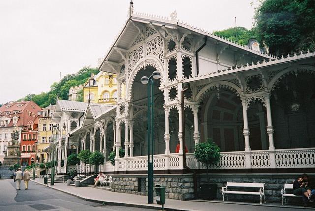 Republica Ceha - Cehia - Carlsbad - aka- Karlovy Vary