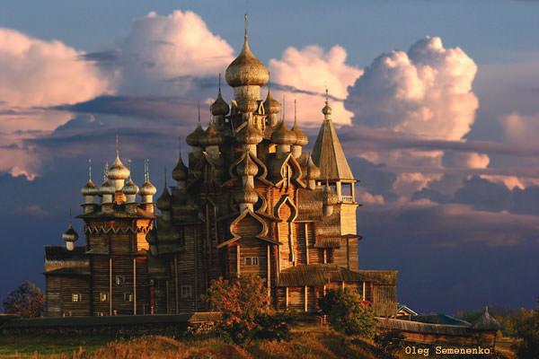Biserica Siberiana - Rusia Eterna