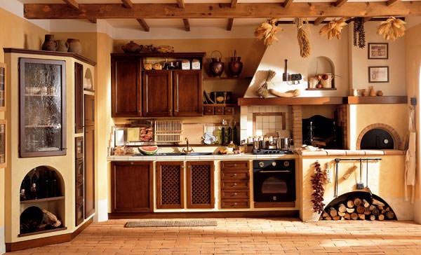 Mobila de bucatarie for Cucine in muratura fai da te