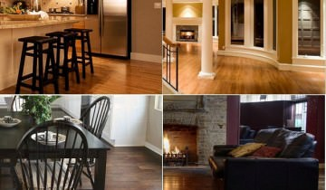 Podele din lemn masiv, caldura casei tale!