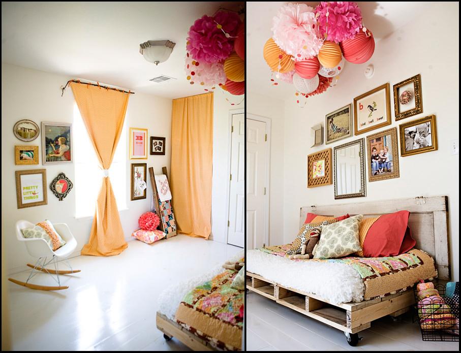 dormitor pentru adolescenta