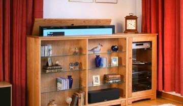 Comoda TV – din colectia futurista