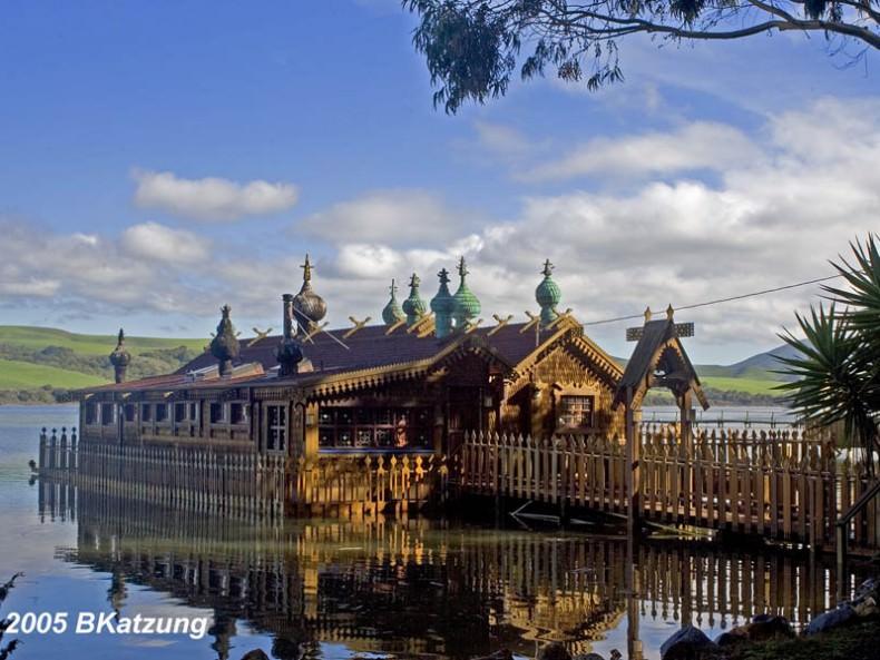 casa de lemn - Rusia Eterna