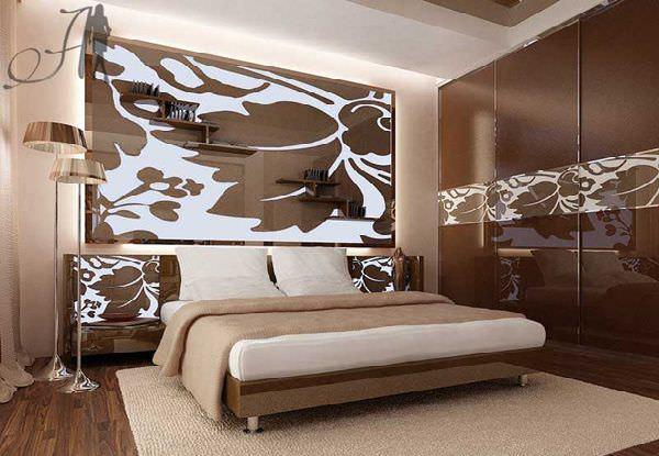 Extravaganta si lux in dormitor i 5 dormitoare excentrice for Art deco style bedroom ideas