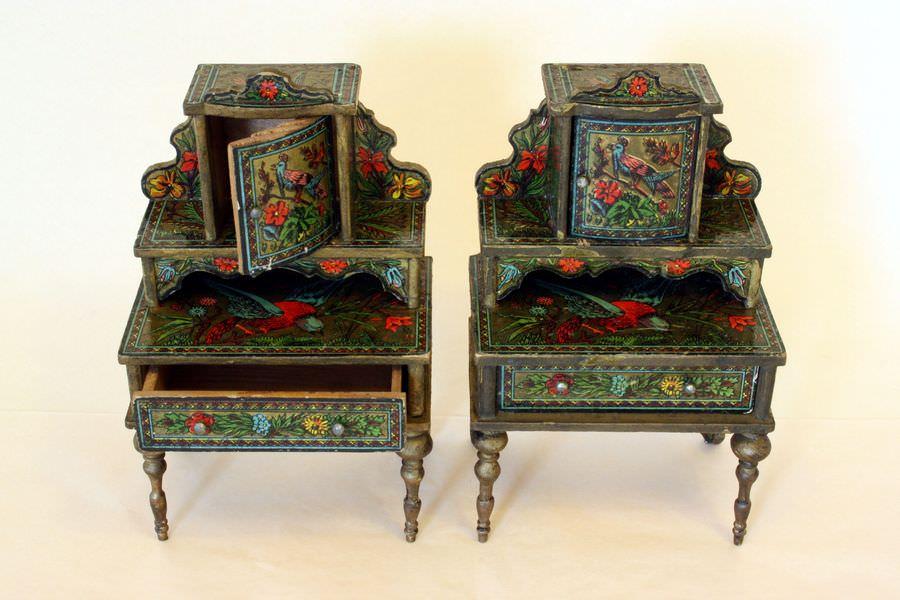 set mobila antica
