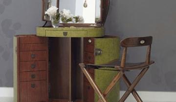 Valiza, noua piesa de mobilier a casei tale!