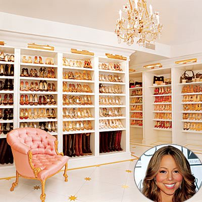 Garderoba Mariah Carey