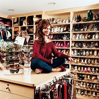 Garderoba Paula Abdul
