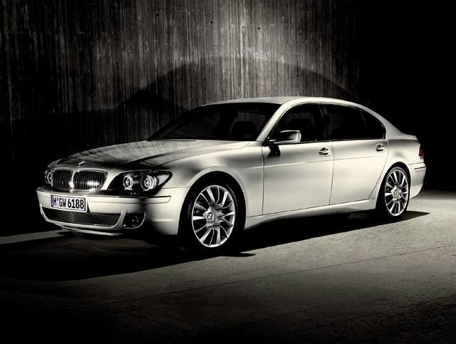 BMW Seria 7 - 2009