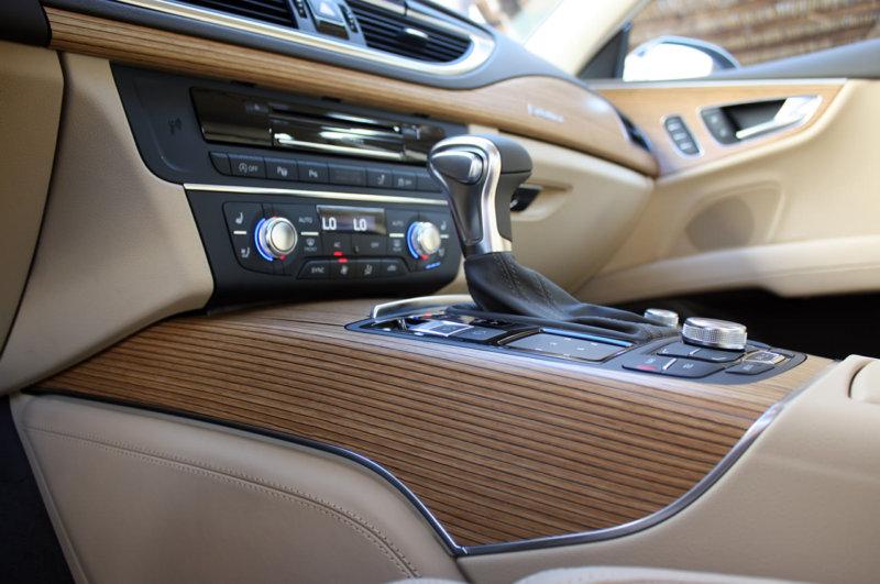 Audi A7 Concept - Sportback masini de lux