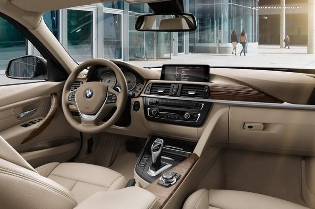BMW Seria 7 - 2012 - lemn cu striatii