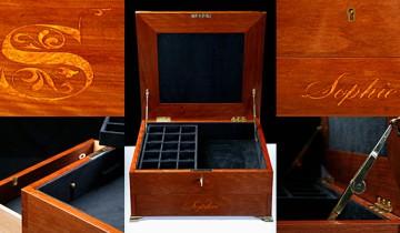 Mester din pasiune | Suflet pentru lemn | Sophie box