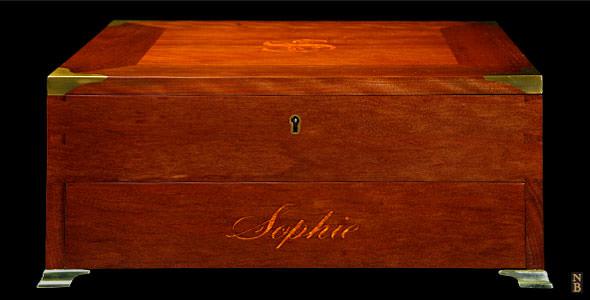Cutie de bijuterii - Sophia