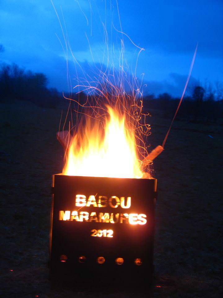 Foc aniversar - Pensiunea Babou