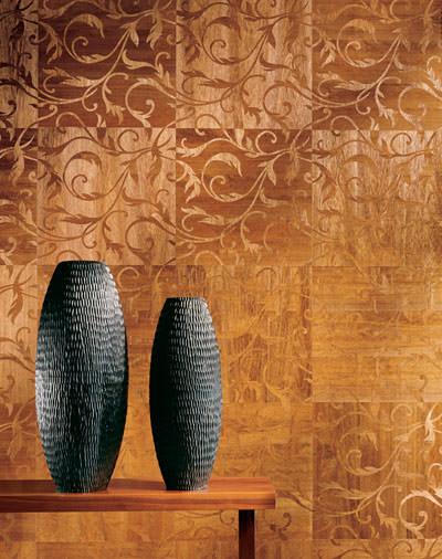 Furnirul de lemn - Incrustatii pentru decor de perete Maya Romanoff