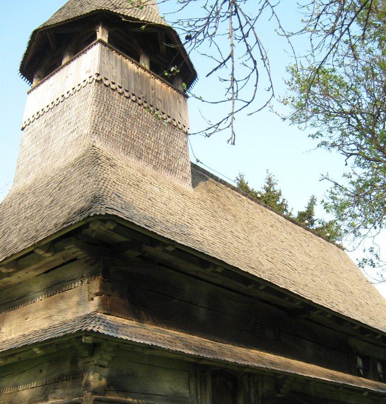 Biserica de lemn din Judetul Salaj