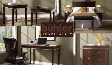 Mobilier de camera de hotel – mobila de lemn