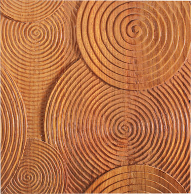Placi de lemn - Ann Sacks Colectia Indah Teak