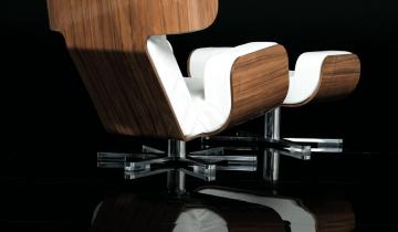 Wing Lounge Chair Lyx – Scaun certificat de NASA