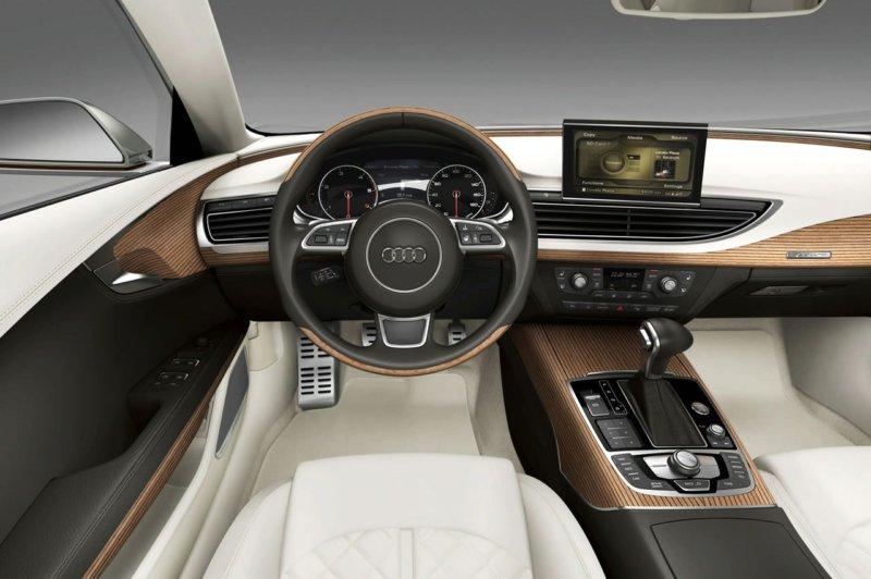 Audi A7 Concept - Sportback