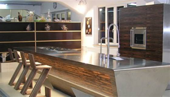 Bucatarie in stil neo german for Modern german kitchen designs