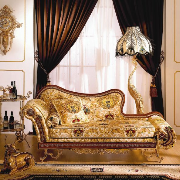 Canapea de lux - sibaritism