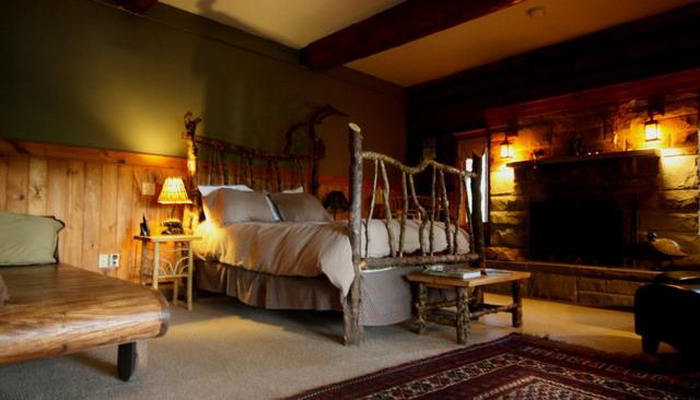 Suite cu semineu - Mobila de hotel