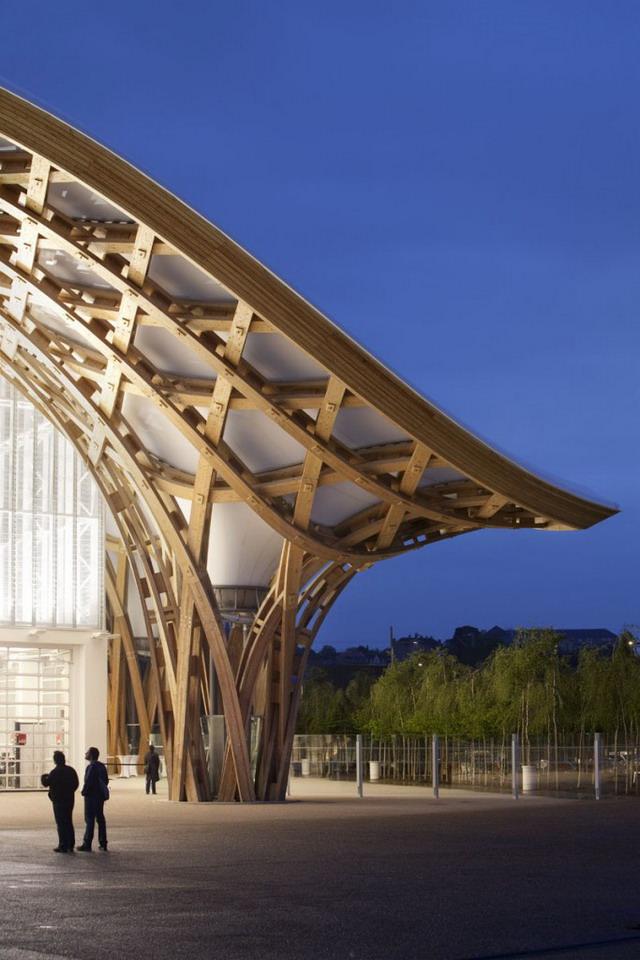 structura din lemn