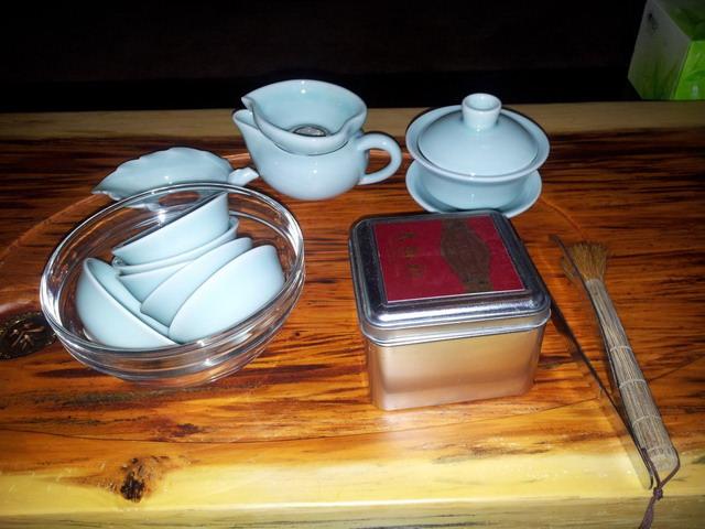 Ceremonialul ceaiului