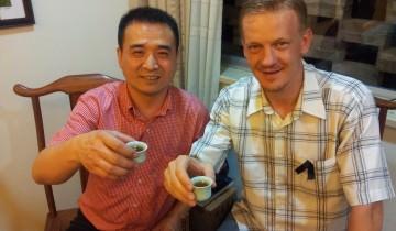 Ceremonialul ceaiului   China partea a II-a