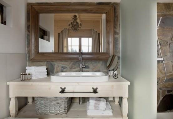 baie din lemn masiv