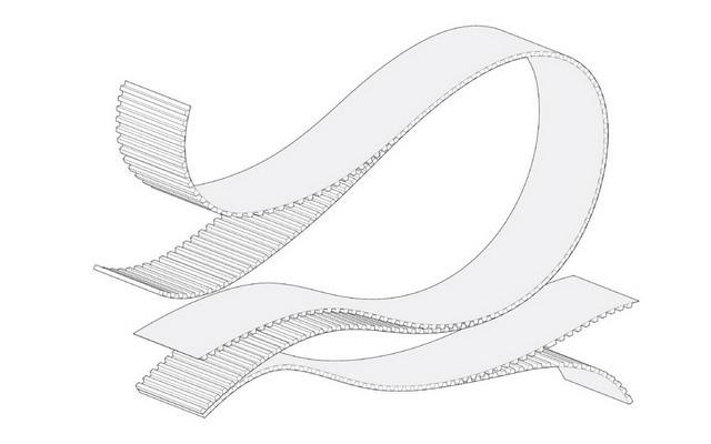 planul formei din placaj pentru softrocker