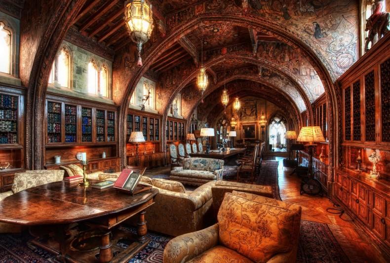 Decor interior opulent - Sibaritism sau extravaganta?