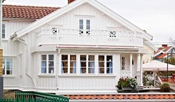 Suedezii, oamenii cu casele frumoase!