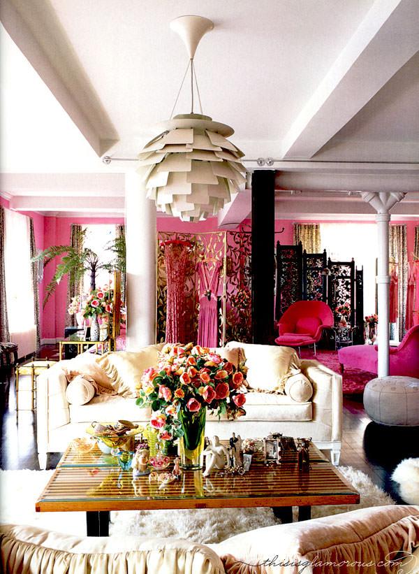 decor interior Maximalist