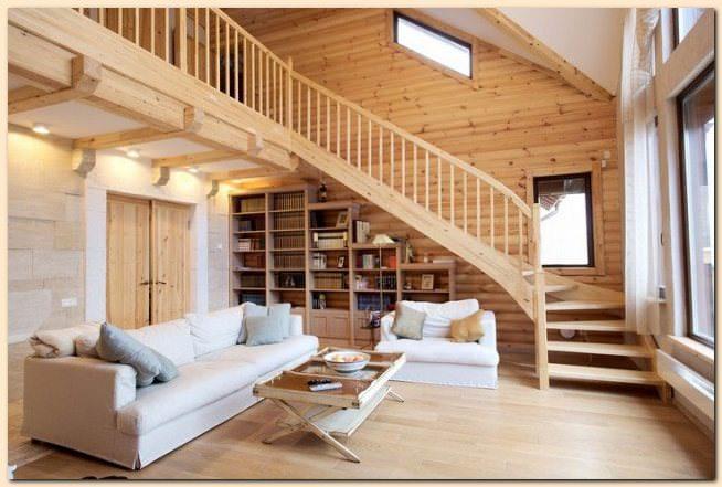 Living modern in spatiul functional de sub scari