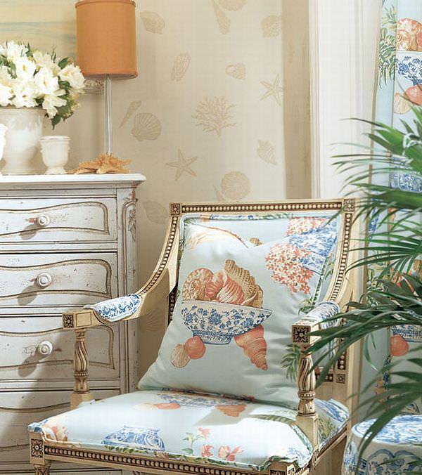 mobila si tapiterii vintage stil francez - design francez