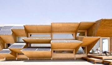 Endesa Pavilion – proiect de casa autonoma energetic