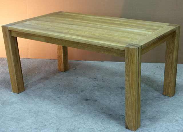 masa din lemn masiv - Imagini din fabrica de mobila