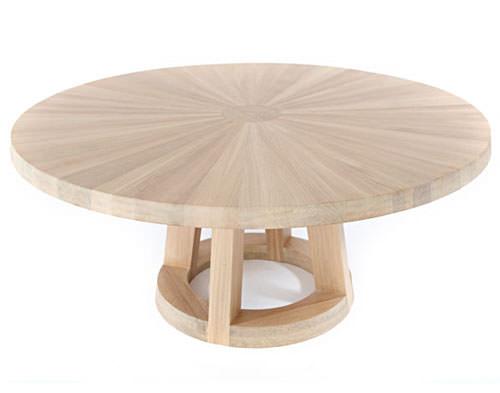 masa rotunda pentru sufragerie eleganta