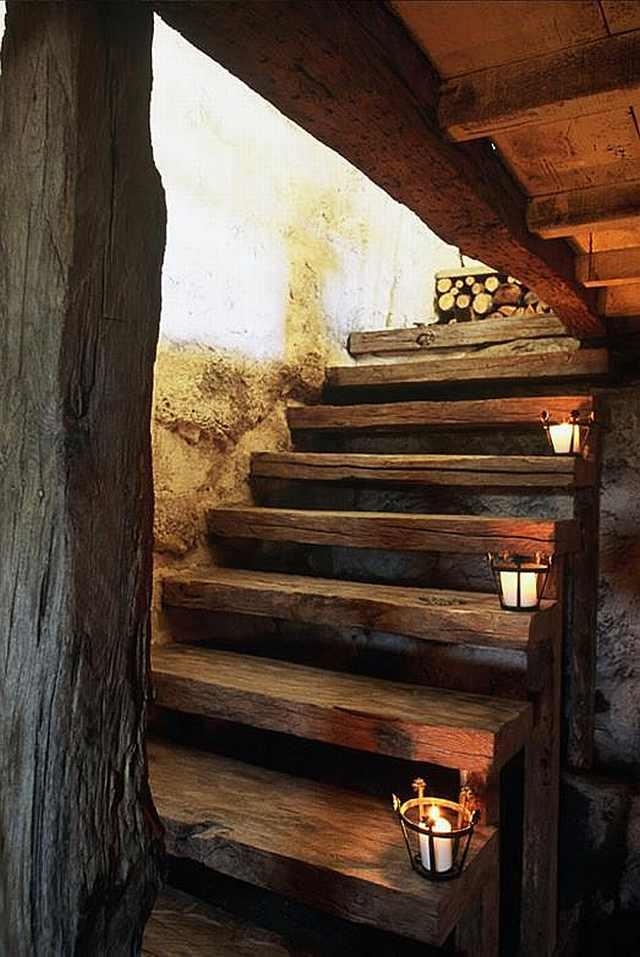 trepte interioare
